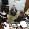 KKSH vizitë në Tiranë, takimi në Ministrinë e Arsimit