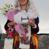 "Adriana Dedivanaj, fituese e ""Miss Bjeshka 2014"""