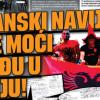 Serbia 'vulos': Asnjë tifoz shqiptar nuk kalon kufirin, ktheni biletat
