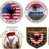 Shoqatat shqiptare në SHBA, shëmbull bashkëpunimi