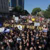 Tiranë, protesta e PD-së: Berisha flet për 250 mijë njerëz (Video)