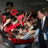Presidenti i Shqipërisë Bujar Nishani në Tuz (foto+video)  (e plotësuar)