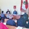 Pas shumë dekadash, vëndoset edhe flamuri shqipëtar, në Kuvëndin Komunal të Gucisë