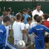 Vizitë e menaxherit italian në KF Malësia (video)