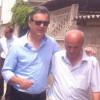 """Ben Blushi viziton """"Lagjen e Trimave"""" në Kumanovë"""
