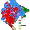 Shqiptarët në Mal të Zi përballen me procesin e asimilimit etnik dhe gjuhësor
