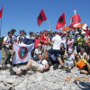 Flamujt shqiptarë në Rumi po hetohen nga policia