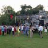 Logu tradicional në Vitojë me rastin e festës së Shnjonit