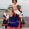 "Mare Dedivanaj, fituese e ""Miss Bjeshka 2015"" (foto)"