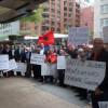 Protestë në New York, kundër diskriminimit të shqiptarëve në Mal të Zi