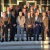 Përfaqësuesit e partive politike shqiptare, në drekë me Presidentin Bujar Nishani në Durrës