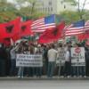 Diaspora shqiptare në SHBA dënon ashpër aktin vandal në Podgoricë