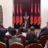Nxënës nga Tuzi-Malësia, në vizitë tek Presidenti i Shqipërisë Bujar Nishani