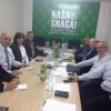"""Përfundon takimi në mes Koalicionit """"Shqiptarët të vendosur"""", Partisë boshnjake dhe Iniciativës kroate"""