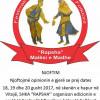 "Njoftim: Festivali Mbarëkombëtar Folklorik ""Rapsha 2017"""