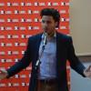 Dritan Abazoviq, kandidat i vetëm për lider të partisë URA