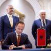 Ditmir Bushati: Në qëndër të vëmendjes tonë, janë të drejtat e shqiptarëve në Malin e Zi