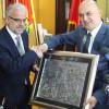 Kryetari i Kuvendit të Republikës së Maqedonisë, Talat Xhaferi, vizitë zyrtare në MZ