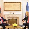Thaçi kërkon nga Meta nënshtetësi shqiptare për qytetarët e Kosovës (Video)