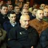 """""""Grupi i Kumanovës"""" këndoi himnin kombëtar në gjykatë"""