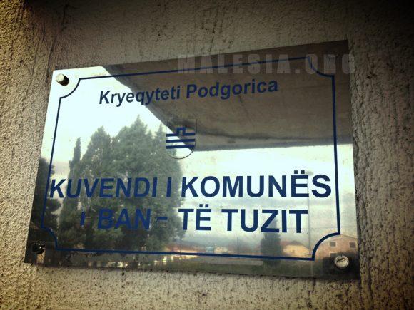 Kuvendi i Komunes urbane Tuz