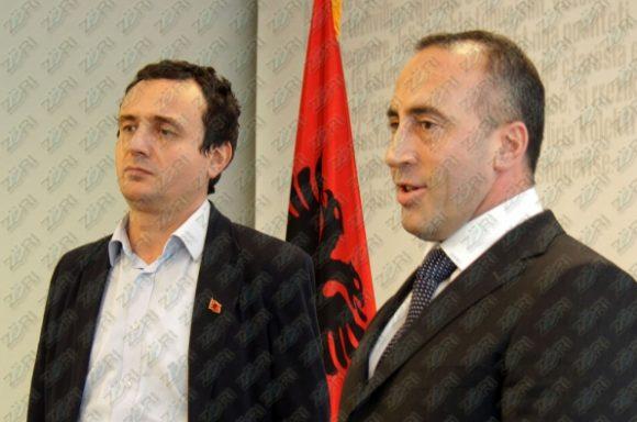 Kurti - Haradinaj