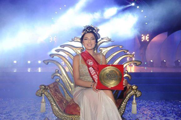 Miss Shqiperia 2014 Anisa Petrela