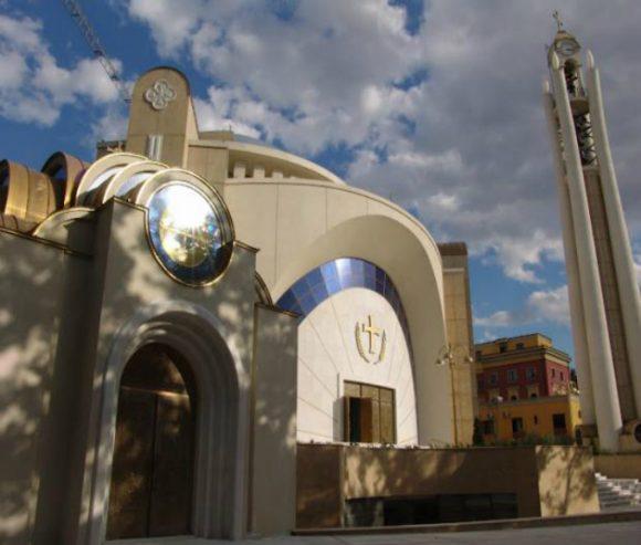 katedrala ortodokse tirane