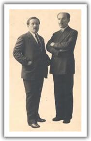 Vëllezërit Nikolle dhe Mirash Ivanaj