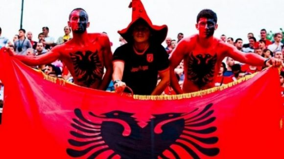 tifo shqipe
