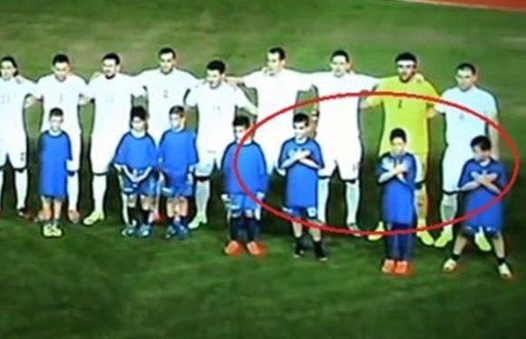 femijet shqiptare ndeshja serbi greqi