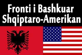 fronti i bashkuar shqiptaro-amerikan