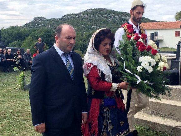 Homazhe 100 vjet vrasja Dede Gjon Lulit