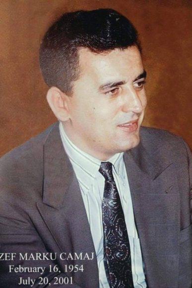 Zef Marku Camaj
