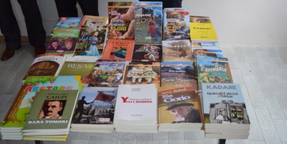 KKSH - shkolla librat