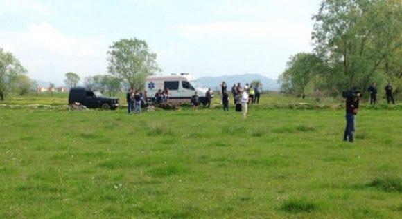 rrezohet helikopteri i ushtrise shqiptare